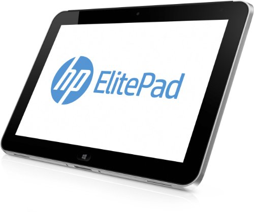 HP ElitePad 900 G1 10.1-inch Tablet (Intel Atom Z2760 1.5GHz Processor, 2GB RAM, 32GB SSD, Windows 8 Professional)