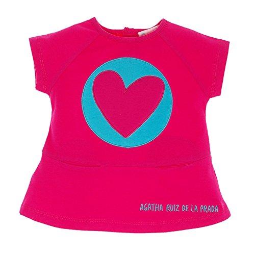 Agatha Ruiz De La Prada Baby Kleid CARAMELOS 8128S15 (12M (74cm))