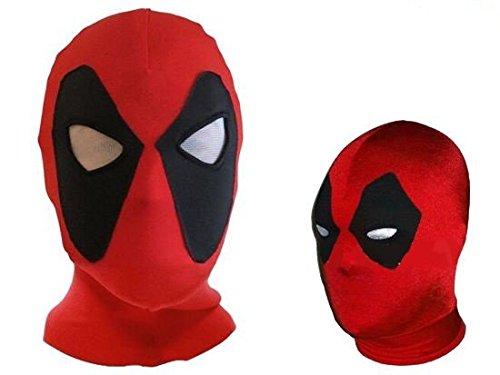 Imagen de deadpool mascara disfraz cosplay licra spandex los vengadores mask the avengers