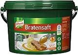 Knorr Bratensaft Trockenmischung (authentischer Fleischgeschmack) 1er Pack (1 x 2kg)