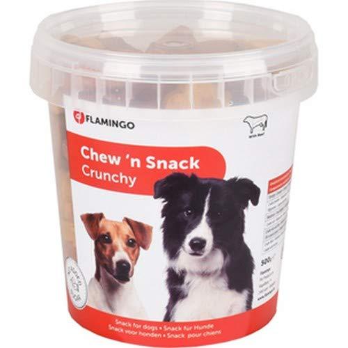 Flamingo Chew\'N Snack Crunchy, 1er Pack (1 x 500 g)