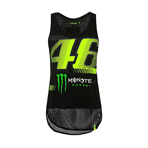 Valentino Rossi VR46 Womens Monza 46 Monster Tank Top 2019 M