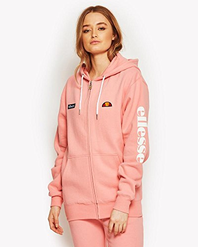 ellesse serinatas Jacke, Damen XS Rosa (Soft Pink) (Ski-jacke Für Frauen Rosa)
