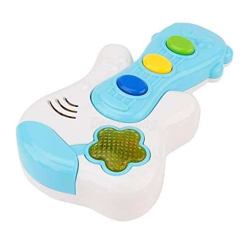 ELECTROPRIME® Baby Educational Machine Toy with Lights Toy Musical Instrument for Toddlers