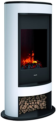 Faber-Verdi-Interior-Freestanding-Fireplace-Elctrico-Negro-Color-Blanco-Chimenea-780-mm-450-mm-1430-mm-42-kg-860-mm-530-mm