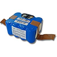 vhbw NiMH batteria 2200mAh (14.4V) per aspirapolvere robot home cleaner robot casa Samba XR210, XR210C come YX-Ni-MH-022144, NS3000D03X3.
