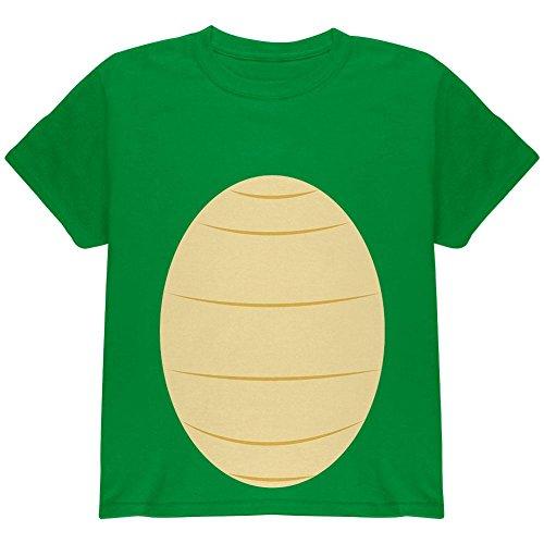 Alligator Halloween Kostüm Jugend T Shirt irischen Grüne Jugend (Ign Kostüme Halloween)