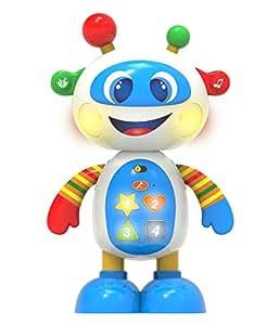 Ouaps  - 54063 -  Robot interactif pour tout petits - Hoopy