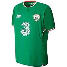 c442525680406 New Balance Niño Irlanda Uniforme Titular Camiseta 2017 2018