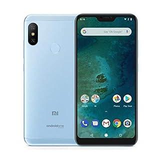 "Xiaomi Mi A2 Lite 5.84"" SIM Doble 4G 3GB 32GB 4000mAh Azul - Smartphone (14,8 cm (5.84""), 3 GB, 32 GB, 12 MP, Android, Azul) (B07GFLC7NL) | Amazon price tracker / tracking, Amazon price history charts, Amazon price watches, Amazon price drop alerts"