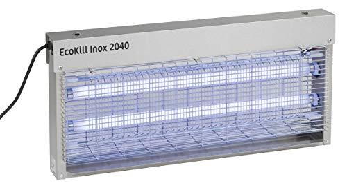 Matamoscas eléctrico EcoKill Inox 2040