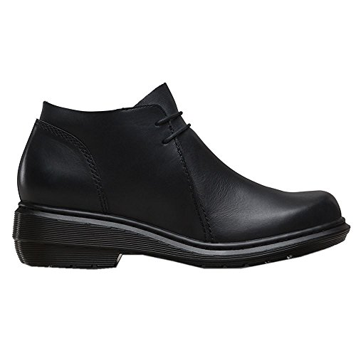 Dr.Martens Womens Selima Oliy Illusion Leather Shoes Black