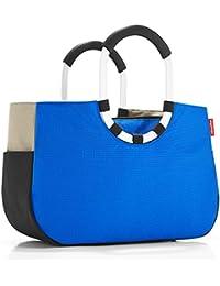 Reisenthel Loopshopper M patchwork Royal Blue os4036