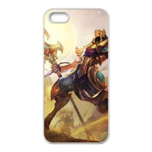 iPhone 4 4s Cell Phone Case White League of Legends Azir Lzrfu