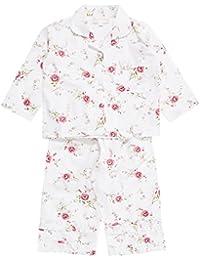 Boys Powell Craft Vintage Rex Dinosaur Traditional Cotton Pyjamas Ages 1-9