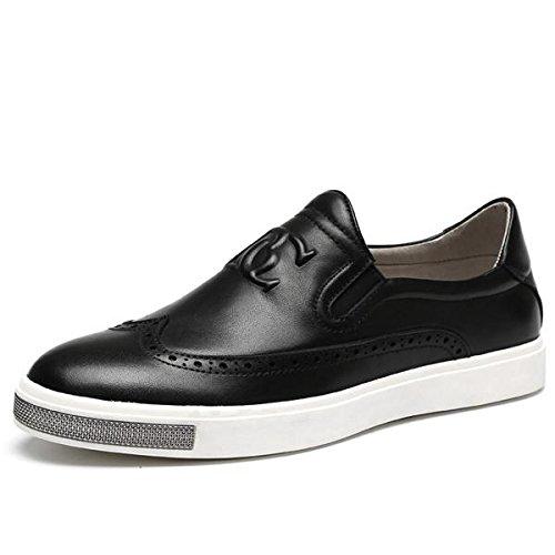 Conseil chaussures de bureau en cuir chaussures occasionnelles d'âge automne hiver moyen hommes