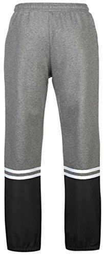 Lonsdale - Pantalon - Homme gris chiné