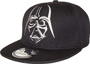 Star Wars 599386031 - Gorra Darth Vader Negra