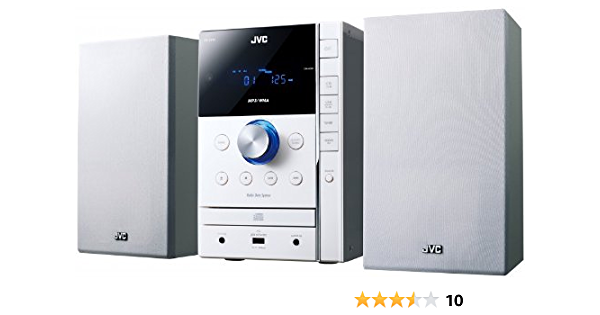 Jvc Ux G395we Home Audio System Home Cinema Tv Video