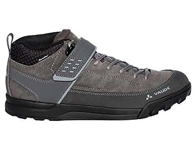 Vaude Unisex-Erwachsene Moab Mid STX Am Mountainbike Schuhe, Schwarz (Black 010), 36 EU