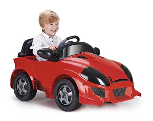 FEBER- Roadster, vehículo 6 V, 98.0 x 55.9 x 38.4 (Famosa 800009605)