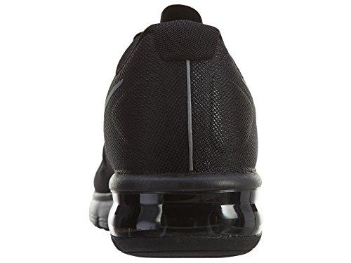 Nike Air Max Sequent, Chaussures de Running Entrainement Homme Noir (Noir / Gris Foncé-Noir)