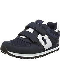 Polo Ralph Lauren Slaton Ez, Sneakers basses mixte enfant