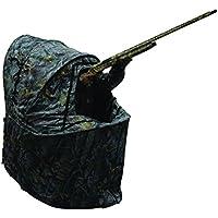 Fuzyon Chasse FAA51 - Puesto de caza con silla de camuflaje (unisex)