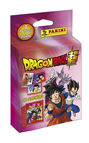Panini France SA-Blister - Lote de 8 Fundas para bolígrafo Dragon Ball Super 2, 2603-038