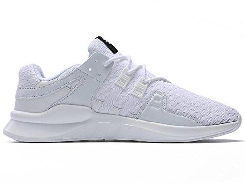 IIIIS-F Donna Scarpe da Ginnastica Corsa Sportive Running Sneakers Fitness Interior Casual all'Aperto bianco