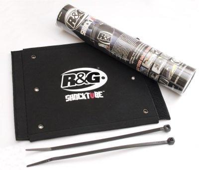 R & G Motorrad Shocktube passt Suzuki Bandit 600, SV650Bikini