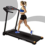 Fitkit FT98 carbon 1.25HP (2HP Peak) Motorized Treadmill With Free at Home Installation Assistance and Free Di