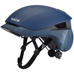 Bollé (CEBF5) 31604 Casco Ciclismo, Unisex Adulto, Azul (Blue Wash), 51-54 cm