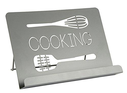 moses. 80212 Küchenwunder Kochbuchständer Metall Cooking