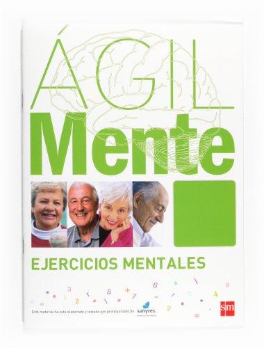 Ágilmente: ejercicios mentales. Verde por Rafael Serrano Íñiguez