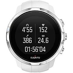 "Suunto SS022651000 Spartan Sport - Reloj GPS para Multideporte con Pantalla táctil, Blanco, Talla única (50 x 50 x 13.8 mm / 1.97 x 1.97 x 0.54"")"