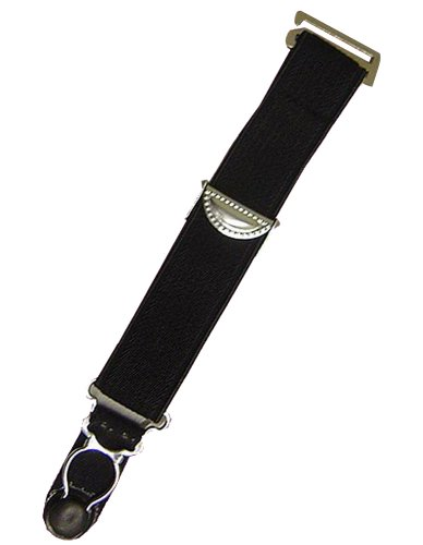 What Katie Did 6 Black Detachable Suspenders A2008 One Size