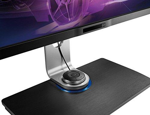 BenQ BL3200PT AMVA 32 inch Monitor 169 2560 x 1440 30001 4 ms GTG DVI DP12 HDMI loudspeakers 2 x USB20 2 x USB30 Black Glossy Black Products