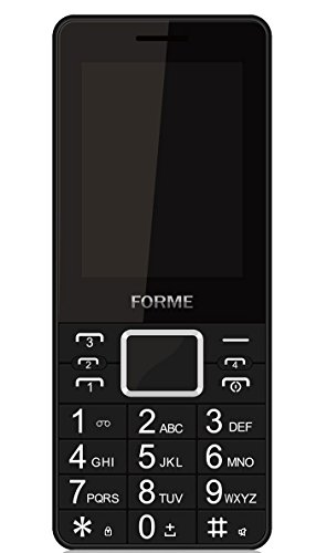 Forme W1+ Mobile Phone With,2.4-inch Screen,four Sim (chmpagne Gold)