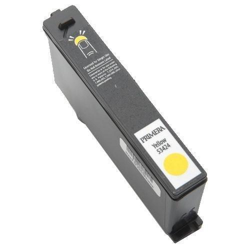 Primera 53424 Yellow OEM Genuine Inkjet/Ink Cartridge - Retail by PRIMERA (English Manual)
