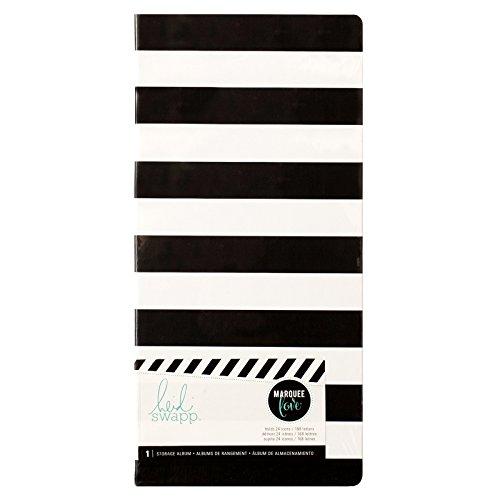 American Crafts Leuchtpult Streifen Heidi Swap Standard Aufbewahrung Alben -