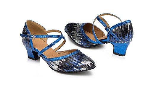 TDA , Jazz & Modern femme Bleu