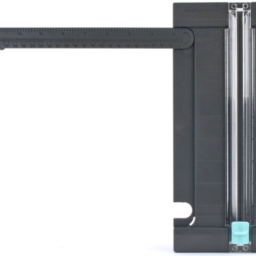 American Crafts Papierschneidemaschine, tragbar 9-Inch