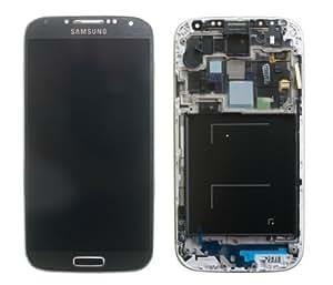 Samsung Mea Front Ecran de remplacement LCD pour Samsung Galaxy S4 GT-I9505 Black Mist