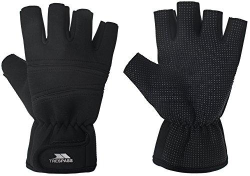 Trespass Carradale Wasserdichte Fingerlose Neopren Handschuhe für Damen und Herren / Unisex