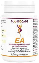 plantoCAPS EA Kapseln für figurbewusste Frauen und Männer