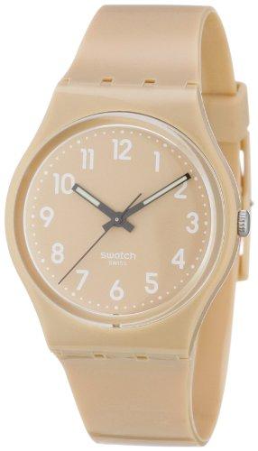 Swatch GT104 - Reloj analógico de mujer de cuarzo con correa de plástico