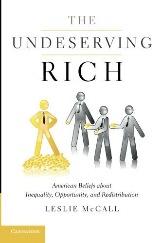The Undeserving Rich Paperback