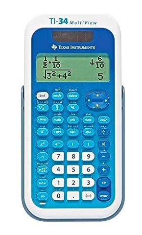 Texas Instruments TI 34XS Mulitview Calculatrice Scientifique