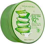 Nature Republic Soothing & Moisture Aloe Vera 92% Soothing Gel 3